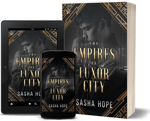 Sasha Hope - The Empires of Luxor City 3d Promo