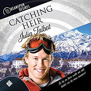 Julia Talbot - Catching Heir Cover Audio