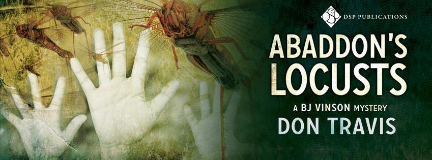 Don Travis - Abaddon's Locusts Banner L