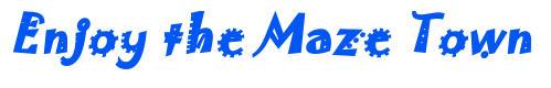 Maze Town - For Maze Making Minecraft Contest Minecraft Map