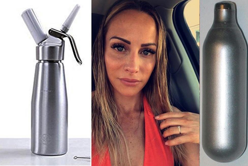 Rebecca Burger, la bloguera que murió por una botella de crema batida