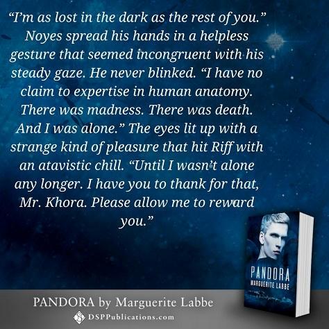 Marguerite Labbe - Pandora Teaser