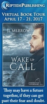 J.L. Merrow - Wake Up Call Badge