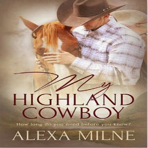 Alexa Milne - My Highland Cowboy Square