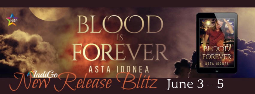 Asta Idonea - Blood Is Forever RB Banner