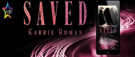 Karrie Roman - Saved Banner 1