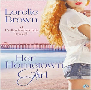 Lorelie Brown - Her Hometown Square