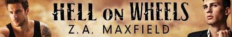 Z.A. Maxfield - Hell On Wheels headerbanner