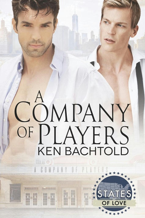 Ken Bachtold - A Company of Players Cover