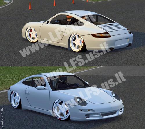 FZ - Porsche 997 Carrera S