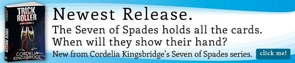 Cordelia Kingsbridge - Trick Roller Riptide Banner