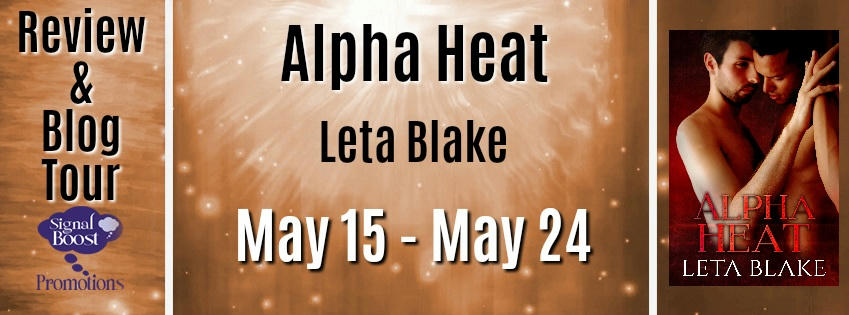Leta Blake - Alpha Heat BTBanner