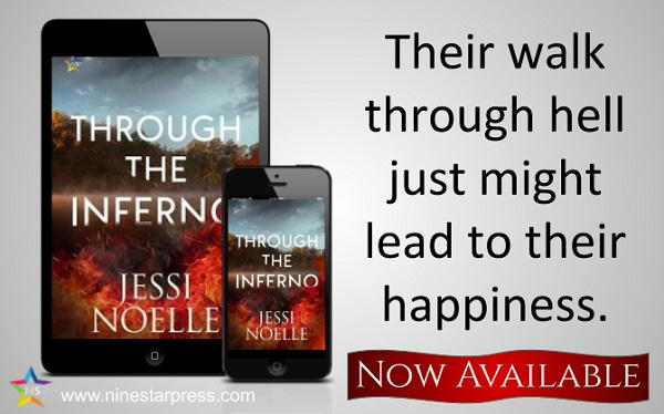 Jessi Noelle - Through the Inferno Now Available
