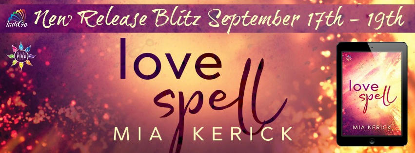 Mia Kerick - Love Spell RB Banner