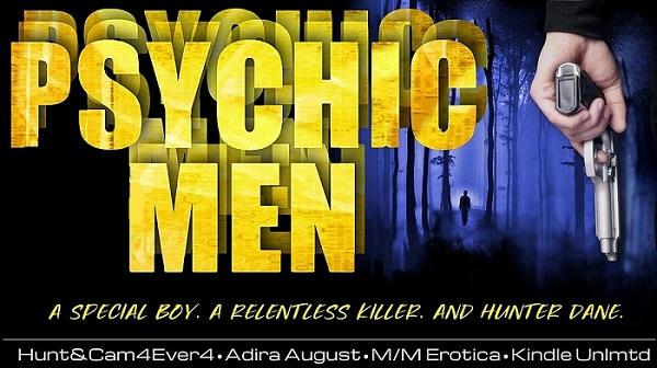Adira August - Psychic Men Banner