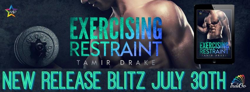 Tamir Drake - Exercising Restraint RB Banner
