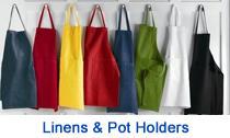 Linens & Pot Holders