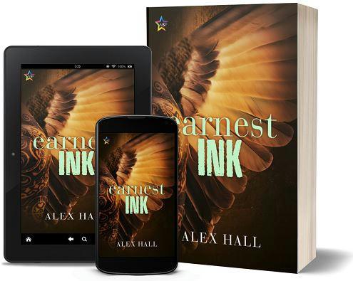 Alex Hall - Earnest Ink 3d Promo