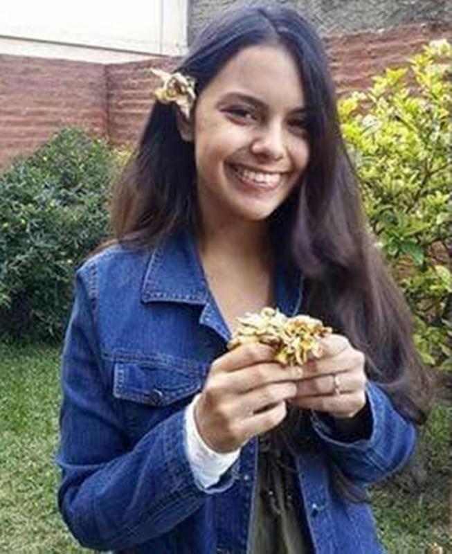 Es el caso de Anahí Aldana Benítez Pérez, desaparecida desde el 29 de julio