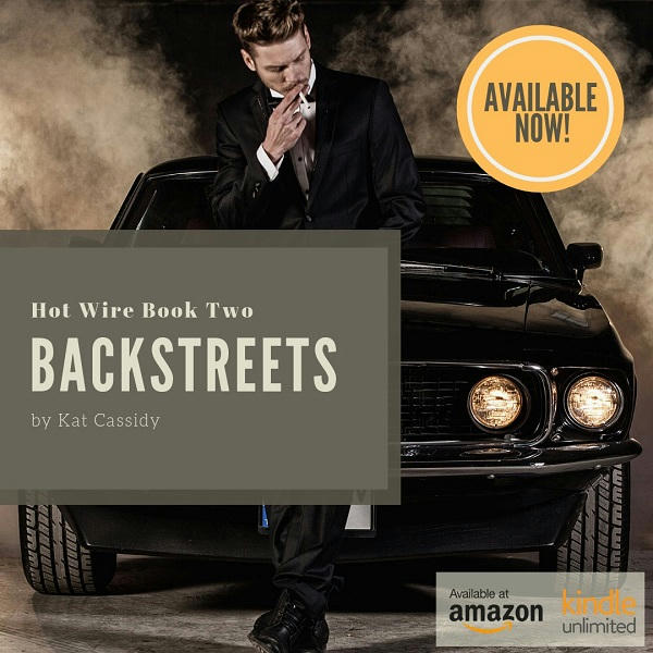 Kat Cassidy - Hot Wire 02 Back Streets Promo