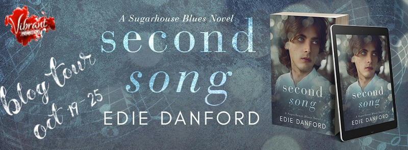 Edie Danford - Second Song BT Banner