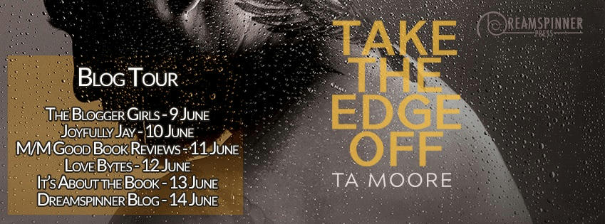 T.A. Moore - Take The Edge Off BT Banner