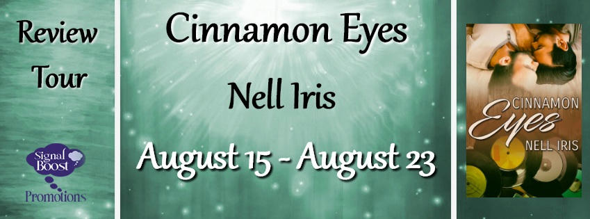 Nell Iris - Cinnamon Eyes RTBanner