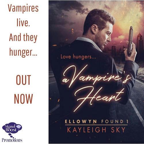 Kayleigh Sky - A Vampire's Heart iNSTApROMO