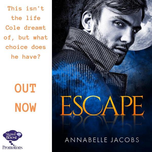 Annabelle Jacobs - Escape INSTAPROMO-58