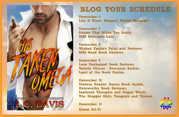 L.C. Davis - His Taken Omega BT SCHEDULE