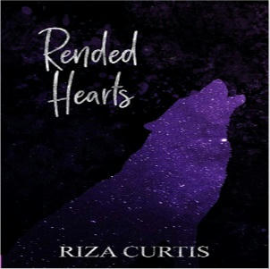 Riza Curtis - Rended Hearts Square