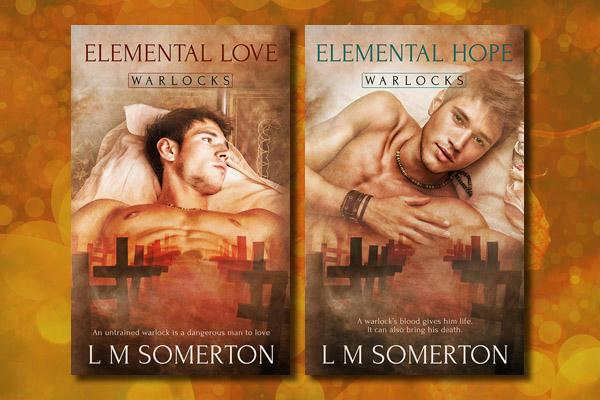 L.M. Somerton - The Warlocks Series Banner