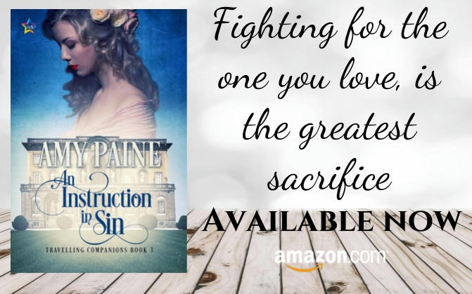 Amy Paine - An Instruction In Sin Teaser