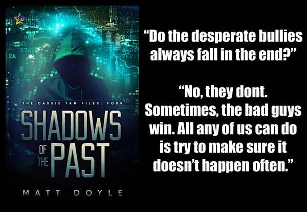 Matt Doyle - Shadows of the Past Promo 2