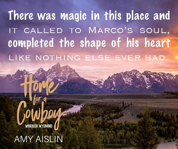 Amy Aislin - Home For A Cowboy Teaser 3