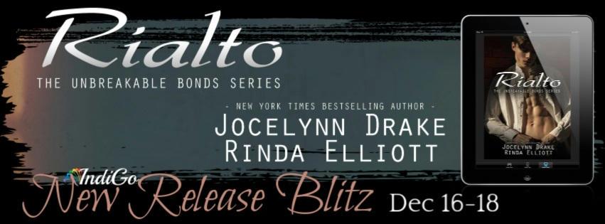 Jocelynn Drake & Rinda Elliott - Rialto RB Banner