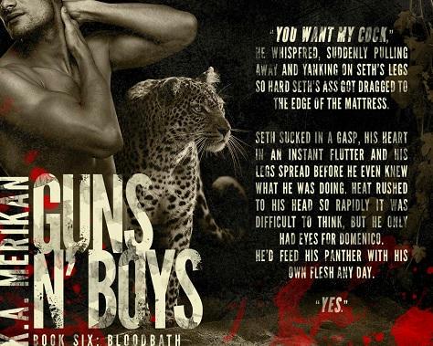 K.A. Merikan - Bloodbath Teaser 1