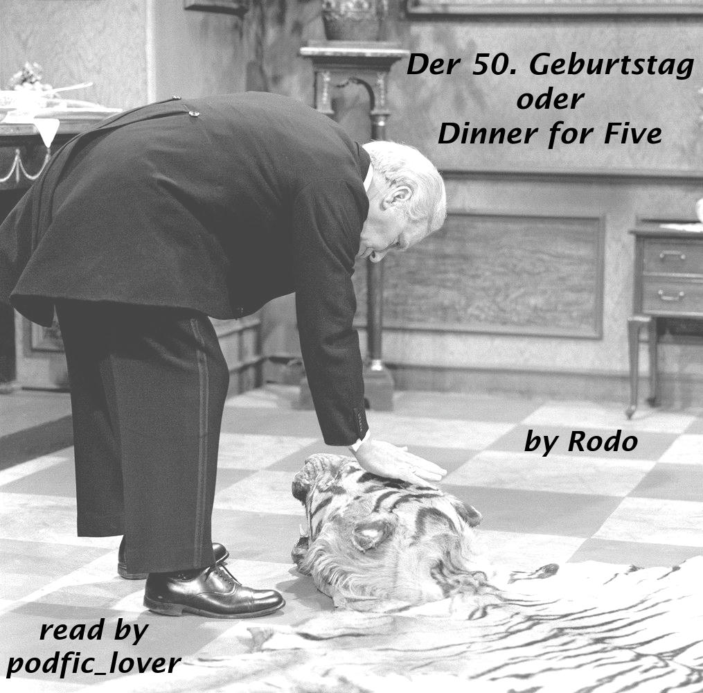 Dinner for Five cover