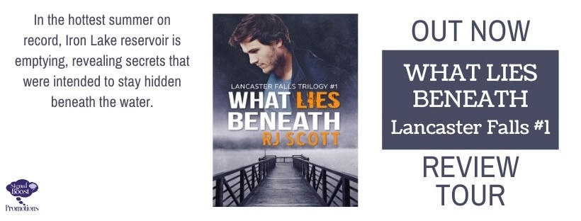 R.J. Scott - What Lies Beneath RTBANNER-116