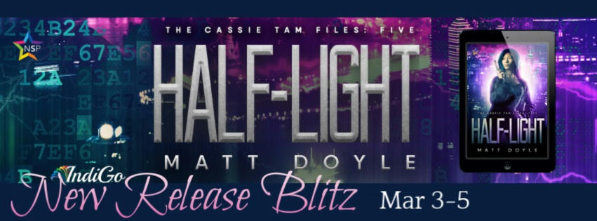 Matt Doyle - Half Light RB Banner