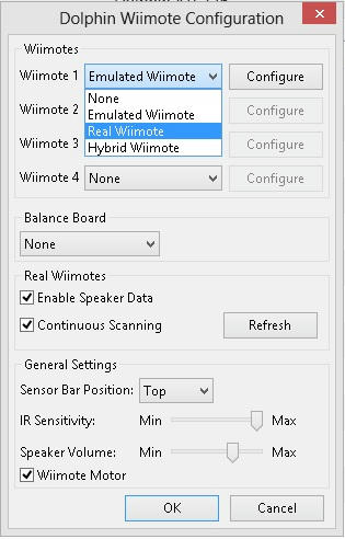 Noob Friendly] How to : Connect Wiimote to Dolphin + Use