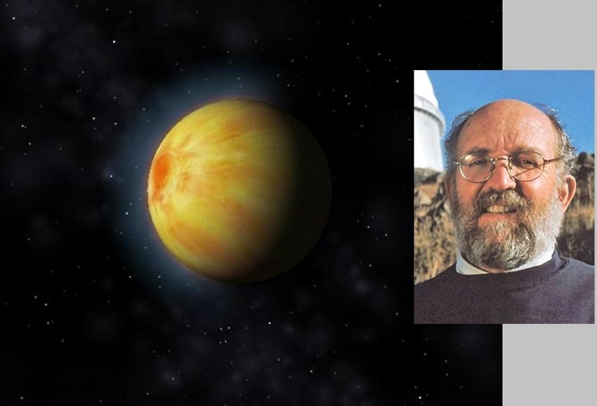Michel Mayor, recibió el galardón más alto de la ciencia por el descubrimiento del primer planeta fuera del sistema solar, 51 Pegasi b, en 1995, junto a Didier Queloz, y lo compartió con el cosmólogo James Peebles