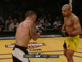 Jose Aldo's Takedown Defense vs Edgar (Gif)   Page 3   Sherdog ...