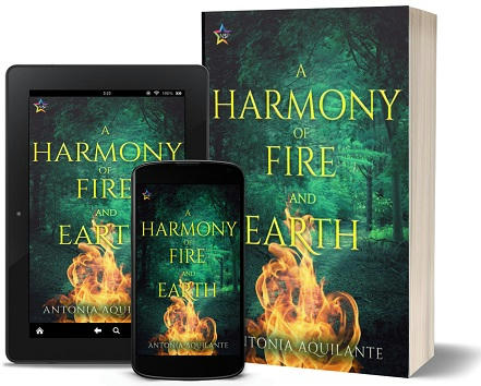 Antonia Aquilante - A Harmony of Fire and Earth 3d Promo