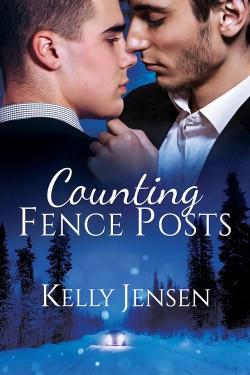 Kelly Jensen - Counting Fence Posts Cover