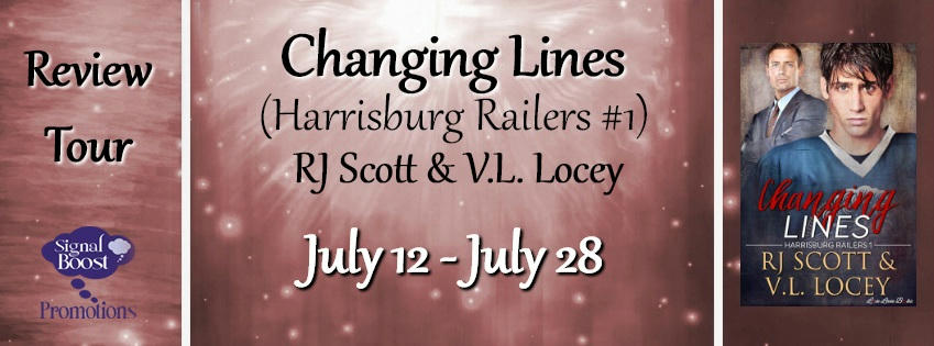 RJ Scott & VL Locey - Changing Lines RTbanner