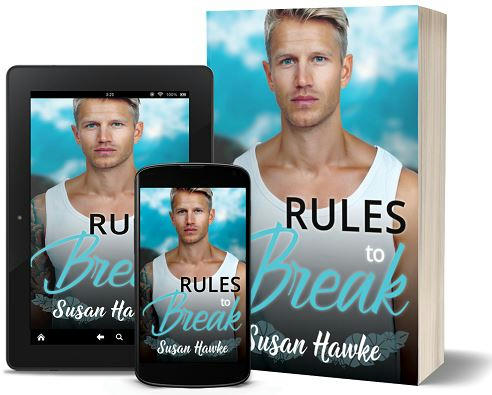 Susan Hawke - Rules To Break 3d Promo
