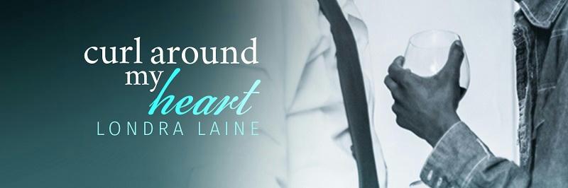 Londra Laine - Curl Around My Heart Banner