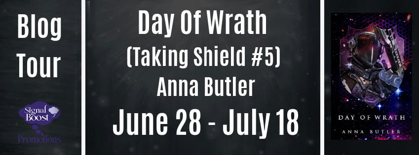 Anna Butler - Day Of Wrath BlogTour