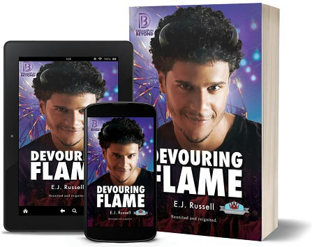 E.J. Russell - Devouring Flame 3d Promo